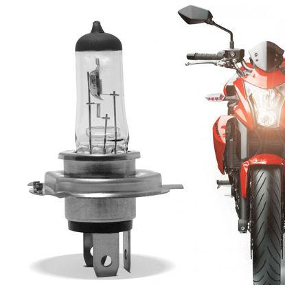 Imagem de LHA035 - Lampada Convencional H4 35w (embalagem papelão) Cinoy