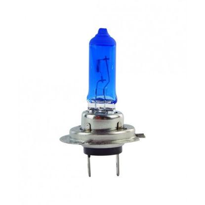 Imagem de SB0077 - Lampada Super Branca H7 55w 8500K (emb papelão) Cinoy