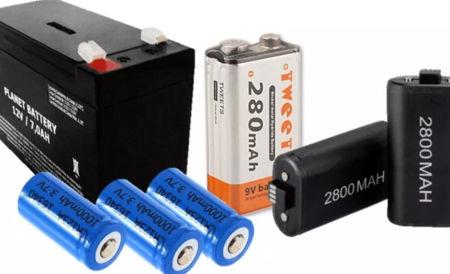 Imagem de categoria Pilhas e Baterias