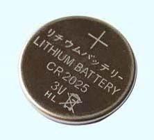 Imagem de DCR2025 - Bateria CR2025 3V Lithium (5 unid)