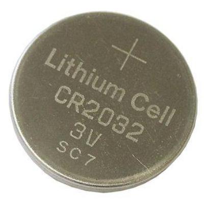 Imagem de DCR2032 -Bateria CR2032 3V Lithium (5 unid)
