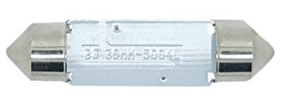 Imagem de C264 - Torpedo 39mm 4 5050 SMD Branco 12V