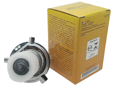 Imagem de H4CODE - Lampada Convencional H4 12V 55W CODE