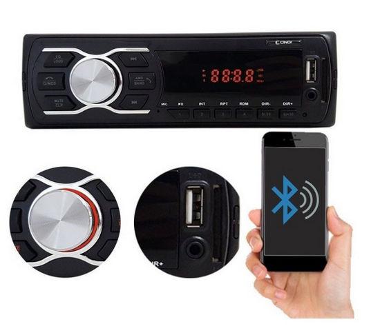 Imagem de RADBT05 - Radio USB/SD/MP3/FM BLUETOOTH 4x45W S/Controle Cinoy