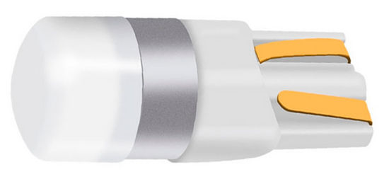 Imagem de LT10-805 - Led T10 1 3030 SMD Branco 12V (terminal reforçado)