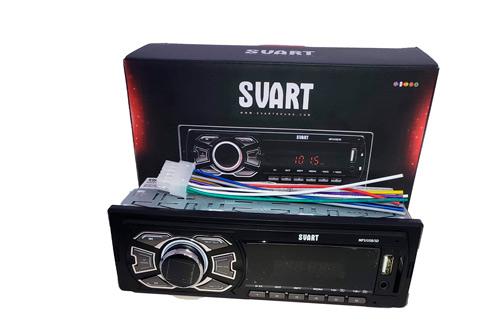 Imagem de RADSBT06 - Radio USB/SD/MP3/FM sem BLUETOOTH 4X7W s/ Controle 12V T1