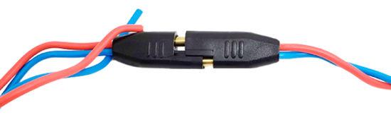 Imagem de EC302-0813 - Chicote para Alto Falante/Farol de Milha 2 vias Fio 2.5mm