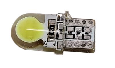 Imagem de LT10-812 - Led T10 Silicone 1 COB Branco