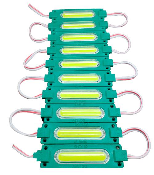 Imagem de C444-COB - Modulo Led COB IP67 12V Verde