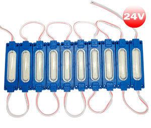 Imagem de T445-COB - Modulo Led COB IP67 24V Azul