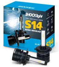 Imagem de SLNANO-H7 - H7 6000K 12V 32W 3600 Lumens Shocklight
