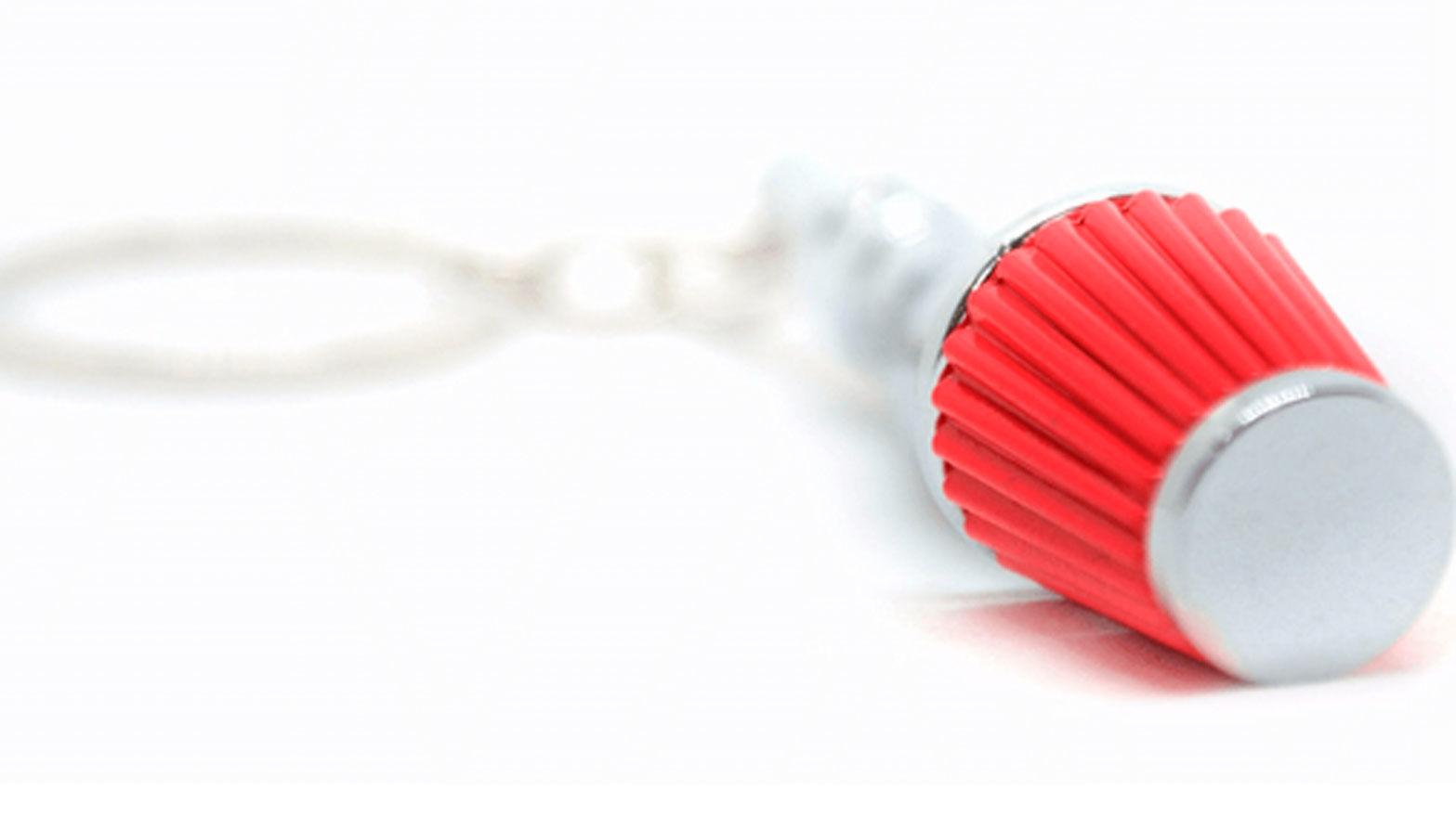 Imagem de CH5042-Chaveiro Filtro de Ar Vermelho