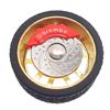 Imagem de CH5043-Chaveiro Roda Dourada c/ Pneu