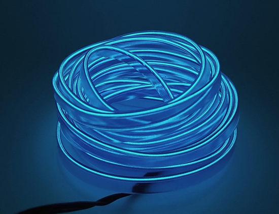 Imagem de FLNAZ03 - Fita LED Neon 3 Metros Azul