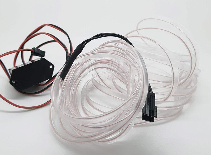 Imagem de FLNBR03- Fita LED Neon 3 Metros Branco