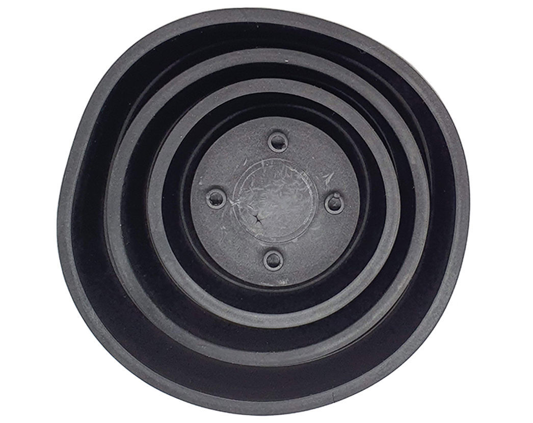 Imagem de TB-SLL03 - Tampa de Borracha p/ Farol c/ 4 Furos (Diâmetro 55-95mm)