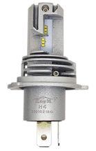 Imagem de SLRX-H4-CSP - Super Led Ray X H4 CSP 6000K 5000 Lumens s/ Reator c/ Cooler 12V