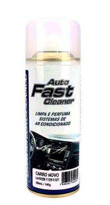 Imagem de 200ML-AF - Limpa Ar Condicionado/Higienizador 200ML Carro Novo Auto Fast